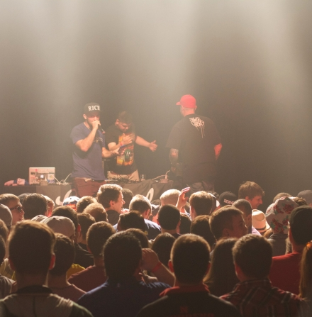 Kosha Dillz and Lil Dicky Show Omaha Love