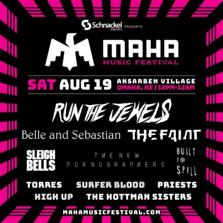 Maha Music Festival Announces 2017 Lineup